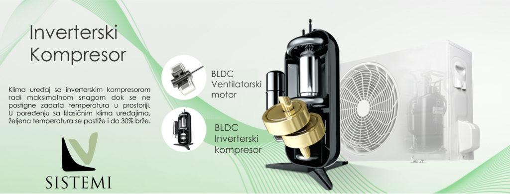 INverter kompresor hr